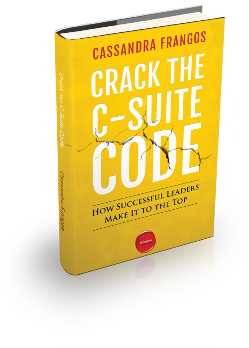 Cracking the C-suite