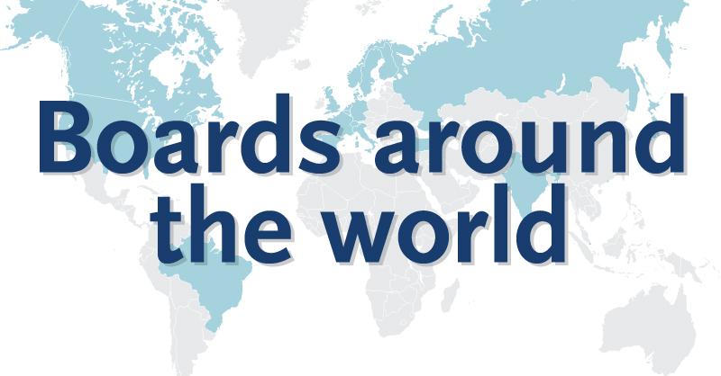 Boards Around the World